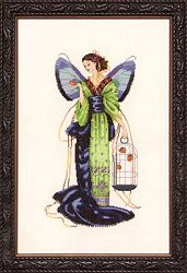 Mirabilia Designs - September Sapphire Fairy MAIN