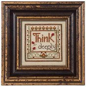 "June 2010 Pattern of the Month ""Think Deeply"""