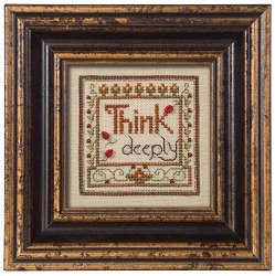 "June 2010 Pattern of the Month ""Think Deeply"" MAIN"