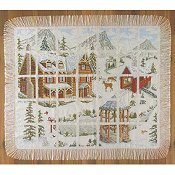Wichelt Imports Book - Mountain Retreat Afghan THUMBNAIL