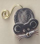 Puffin & Company Magnetic Needle Nanny - Mouse