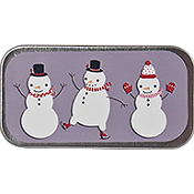 Just Nan - Needle Slide - Snow Friends Mini Slide