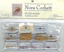 Nora Corbett - Christmas Eve Couriers - Rudolph Embellishment Pack MAIN