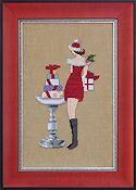 Nora Corbett - Red Ladies Collection - Red Dress Gifts