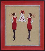 Nora Corbett - Red Ladies Collection - Red Gifts