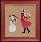 Nora Corbett - Red Ladies Collection - Red Winter Gift