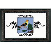Nora Corbett - Audubon Street Collection - Goldfinch