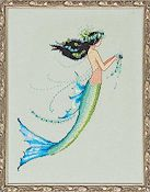 Nora Corbett - La Petite Mermaids Collection - Mermaid Azure