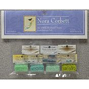 Nora Corbett - La Petite Mermaids Collection - Mermaid Azure Embellishment Pack