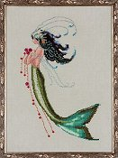 Nora Corbett - La Petite Mermaids Collection - Mermaid Verde
