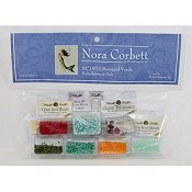 Nora Corbett - La Petite Mermaids Collection - Mermaid Verde Embellishment Pack