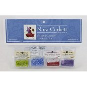 Nora Corbett - Pixie Blossoms Collection - Geranium Embellishment Pack