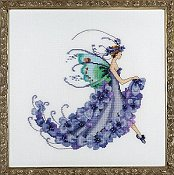 Nora Corbett - Pixie Blossoms Collection - Wisteria