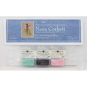 Nora Corbett - Black Forest Pixies - The Moss Collector Embellishment Pack