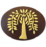 Kelmscott Designs Needle Minder - Willow Tree_THUMBNAIL
