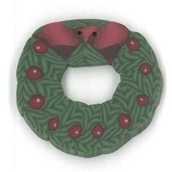 Jabco Button - NH1025 Wreath MAIN