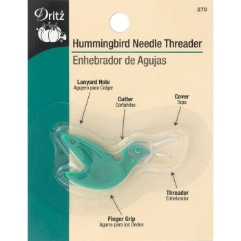 Dritz Hummingbird Needle Threader MAIN