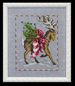 Nora Corbett - Christmas Eve Couriers - Prancer THUMBNAIL