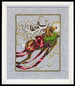 Nora Corbett - Christmas Eve Couriers - Rudolph THUMBNAIL
