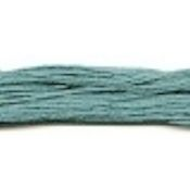 Needlepaints Thread 2103 Robins Egg Blue-Is Discontinued Subbing w/ DMC 502