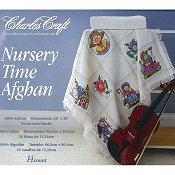 Nursery Time Afghan - Temporarily Out of Stock THUMBNAIL