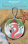 Ornament Chart - Flamingo Christmas_THUMBNAIL
