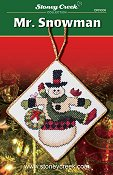 Ornament Chart -  Mr. Snowman