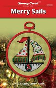 Ornament Chart - Merry Sails THUMBNAIL