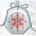 Ornament Chart - Simply Snow SWATCH