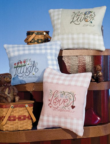 Button Pack - Trio of Pillow