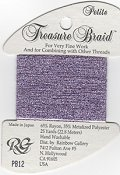 Rainbow Gallery Petite Treasure Braid PB12 Lavender
