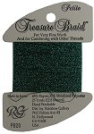 Rainbow Gallery Petite Treasure Braid PB20 Dark Green
