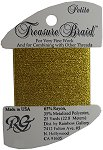 Rainbow Gallery Petite Treasure Braid PB26 Aztec Gold THUMBNAIL
