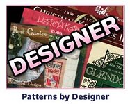 Cross Stitch Patterns By Designer