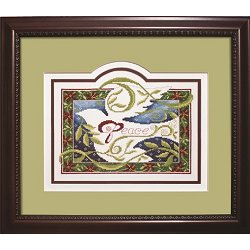 Custom Frame - Peace Dove
