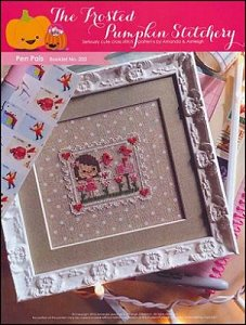 The Frosted Pumpkin Stitchery - Pen Pals MAIN