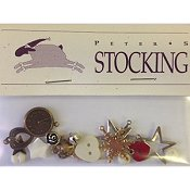 Shepherd's Bush - Peter's Stocking Embellishment Pack THUMBNAIL