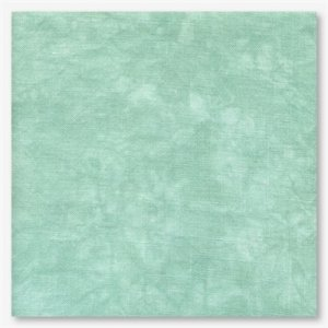"Picture This Plus Hand-Dyed Mint 14ct Aida - 18"" x 27"" Cut MAIN"