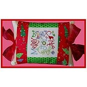 Pine Mountain Designs - Tie One On - Christmas Expressions - Sold Out