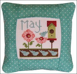 Pine Mountain Designs - Small Pillow Kit - May MAIN