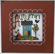 Pine Mountain Designs - Frame Up Kit - August THUMBNAIL