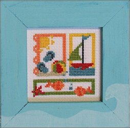 Pine Mountain Designs - Frame Up Kit - June MAIN