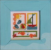Pine Mountain Designs - Frame Up Kit - June