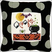 Pine Mountain Designs - Small Pillow Kit - October THUMBNAIL