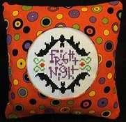 Pine Mountain Designs - Small Pillow Kit - Fright Night