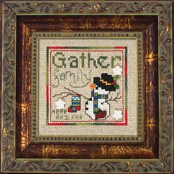 "August 2011 Pattern of the Month ""Gather Family"" MAIN"