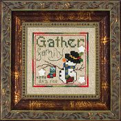 "August 2011 Pattern of the Month ""Gather Family"""