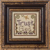 "January 2011 Pattern of the Month ""Trust God"""