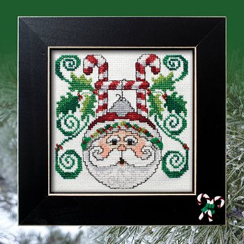 "September 2015 Pattern of the Month ""HO HO HO...Santa"""