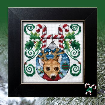 "October 2015 Pattern of the Month ""HO HO HO...Reindeer"""